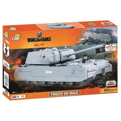 Конструктор Cobi World Of Tanks Maus, 900 деталей (5902251030247)