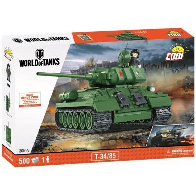 Конструктор Cobi World Of Tanks Т-34/85 500 деталей (5902251030056)
