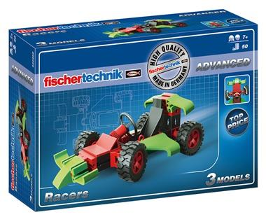 Конструктор fisсhertechnik ADVANCED Гонщик FT-540580